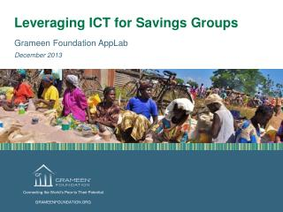 Leveraging ICT for Savings Groups