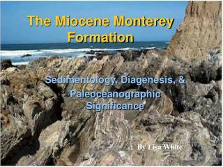 The Miocene Monterey Formation