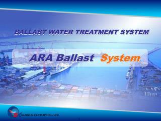 ARA Ballast   System