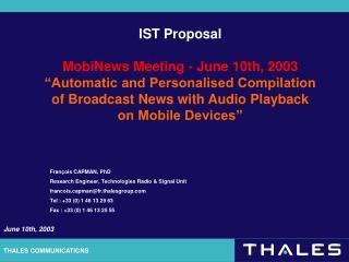 June 10th, 2003