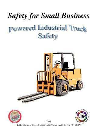 Safety for Small Business