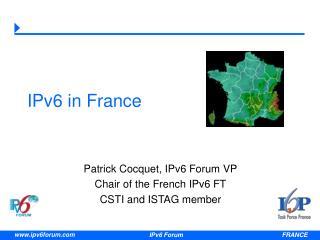 IPv6 in France