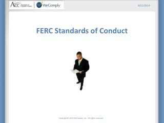 FERC Standards of Conduct