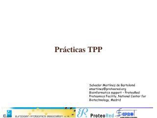 Prácticas TPP