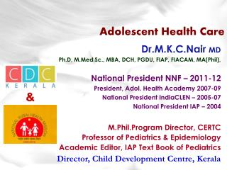 Adolescent Health Care