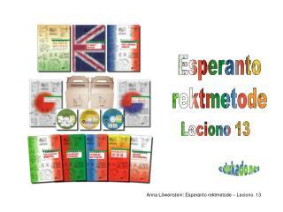 Esperanto rektmetode