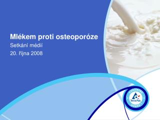 Mlékem proti osteoporóze
