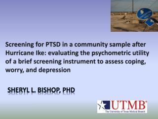 Sheryl L. Bishop, PhD