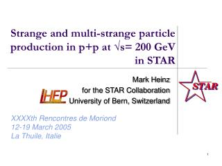 Strange and multi-strange particle production in p+p at  √s=  200 GeV in STAR
