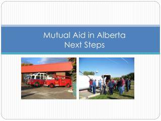 Mutual Aid in Alberta Next Steps