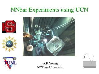 NNbar Experiments using UCN