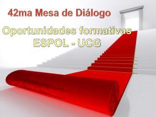 42ma Mesa de Diálogo