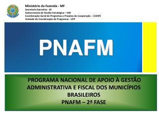 Minist�rio da Fazenda - MF Secretaria Executiva - SE Subsecretaria de Gest�o Estrat�gica � SGE