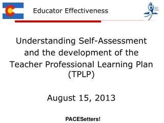 Educator Effectiveness