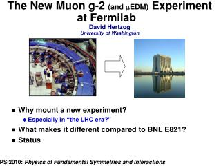 The New Muon g-2  (and  m EDM)  Experiment at Fermilab