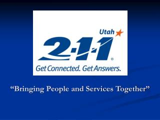 """Bringing People and Services Together"""