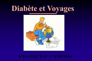 Diabète et Voyages
