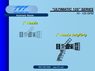 Automatic Nozzle