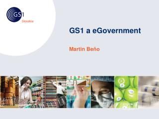 GS1  a eGovernment