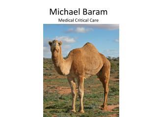 Michael Baram Medical Critical Care