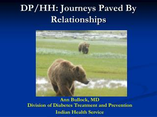 DP/HH: Journeys Paved By Relationships