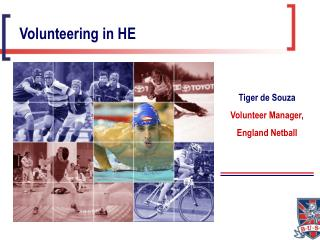 Volunteering in HE