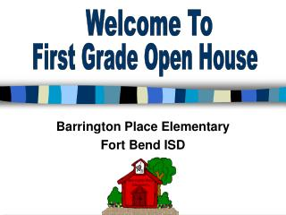 Barrington Place Elementary Fort Bend ISD