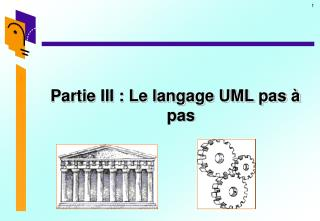 Partie III : Le langage UML pas à pas