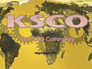 The KSCO Community ksco