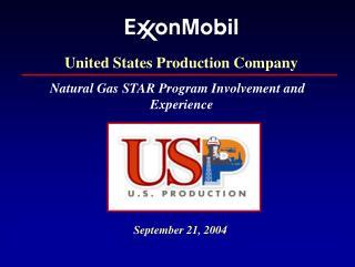 United States Production Company