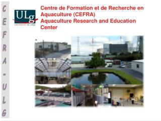 Research and Education  Center in Aquaculture