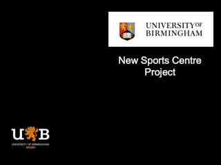 New Sports Centre Project