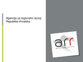 Agencija za regionalni razvoj Republike Hrvatske