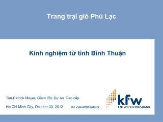 Trang trại gió Phú Lạc