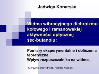 Jadwiga Konarska