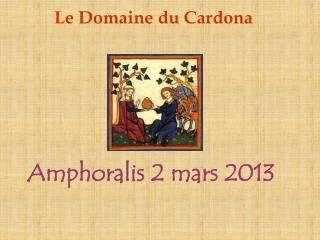 Le Domaine du Cardona