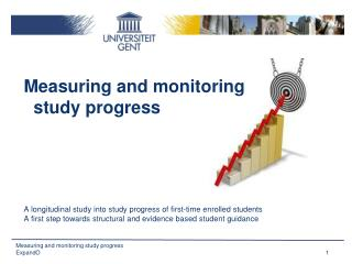 Measuring and monitoring   study progress