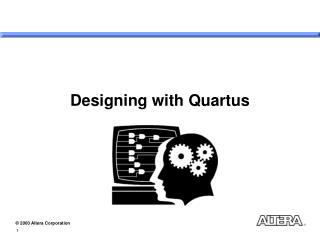 Designing with Quartus