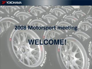 2008 Motorsport meeting