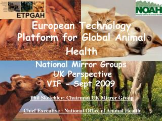 European Technology Platform for Global Animal Health
