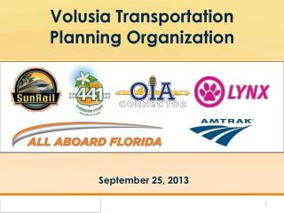 Volusia Transportation Planning Organization