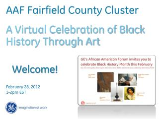 AAF Fairfield County Cluster