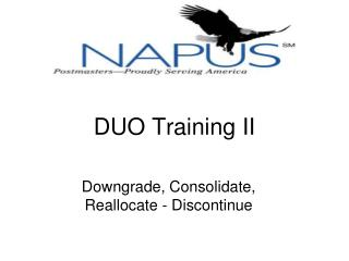 DUO Training II