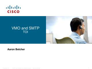 VMO and SMTP  TOI