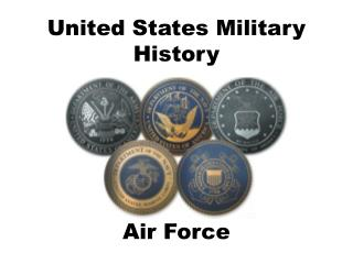 United States Military History