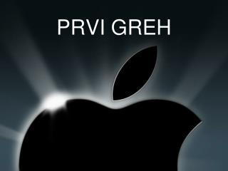 PRVI GREH