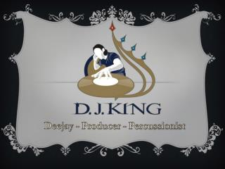 Deejay - Producer - Percussionist
