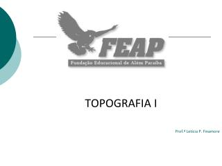 TOPOGRAFIA I