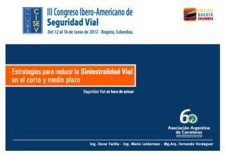 Compromiso de la Asociaci�n Argentina de Carreteras