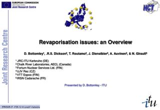 Revaporisation issues: an Overview